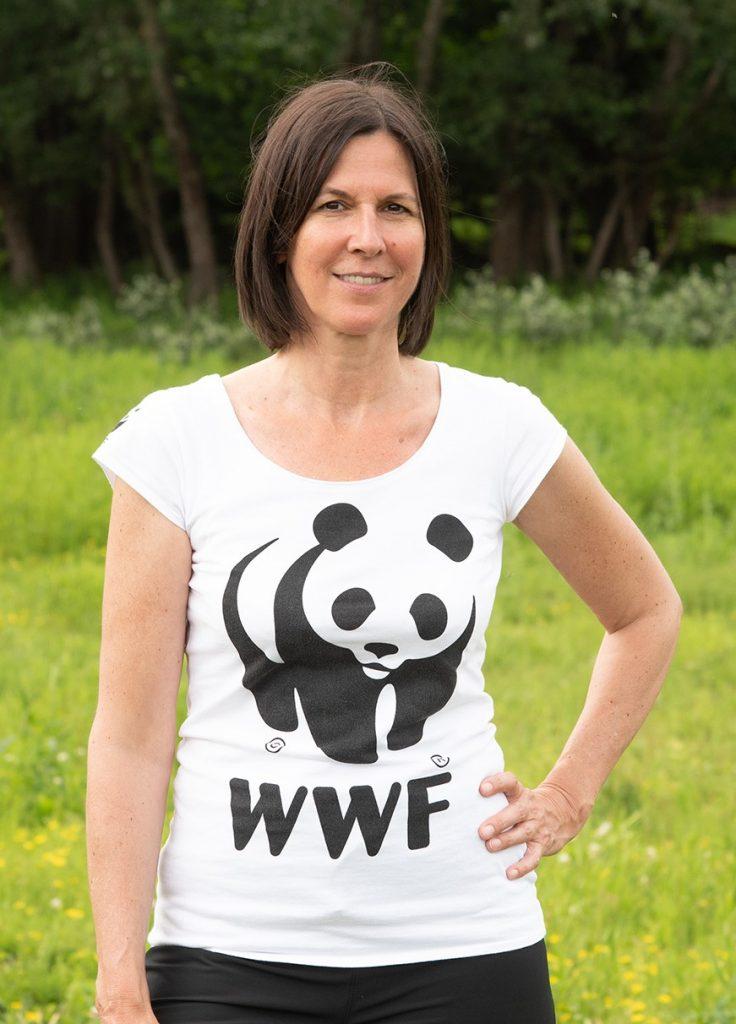 Andrea Johanides, CEO WWF Österreich