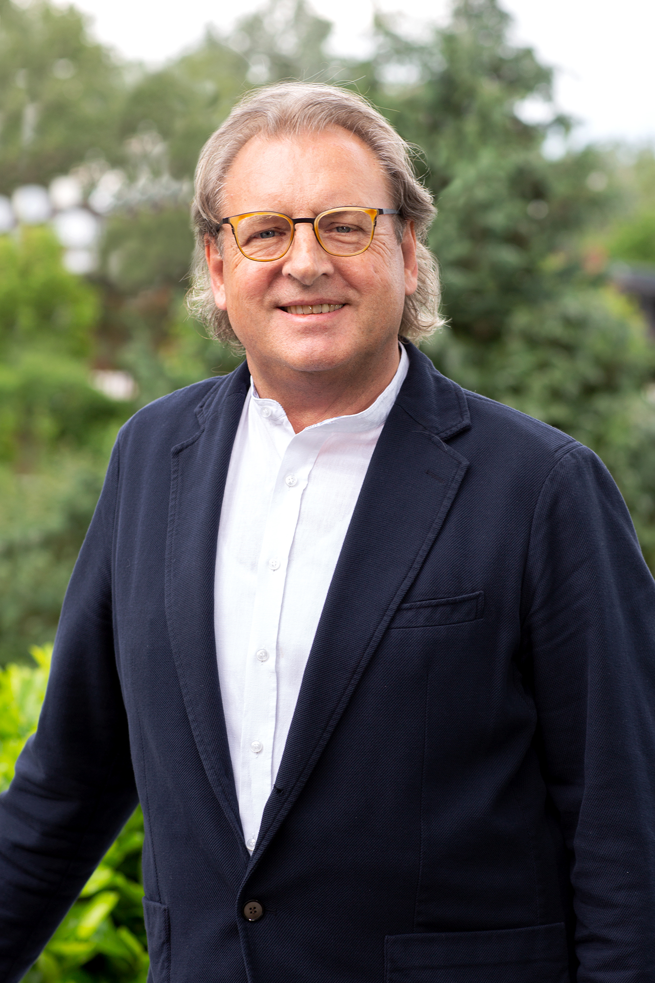Karl Linauer / Unternehmer & Ex-Obmann des Unternehmervereins Wr.Neustadt