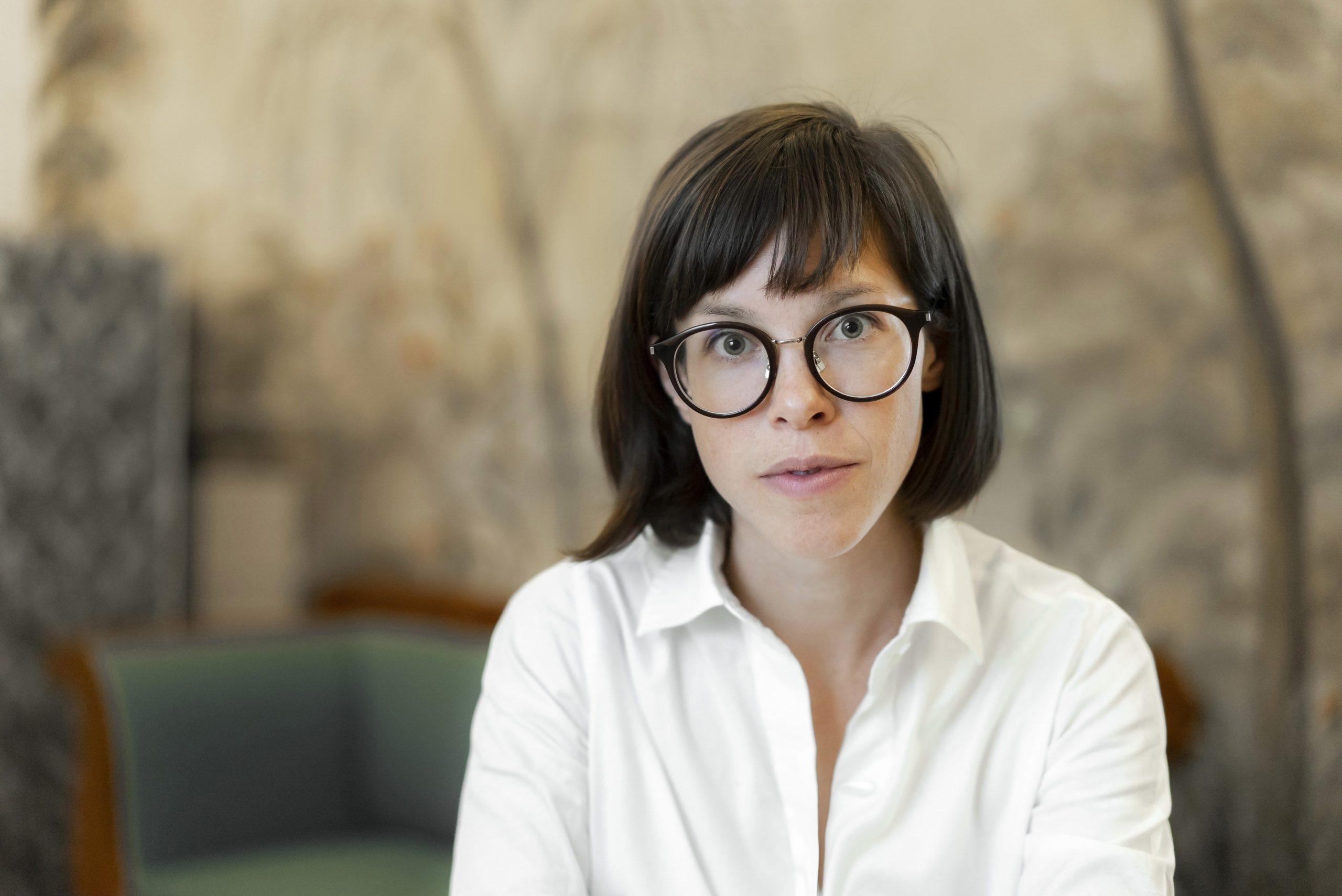 DI Katharina Graner, MA