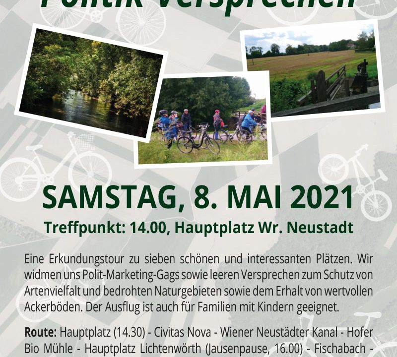 Flyer Radausflug