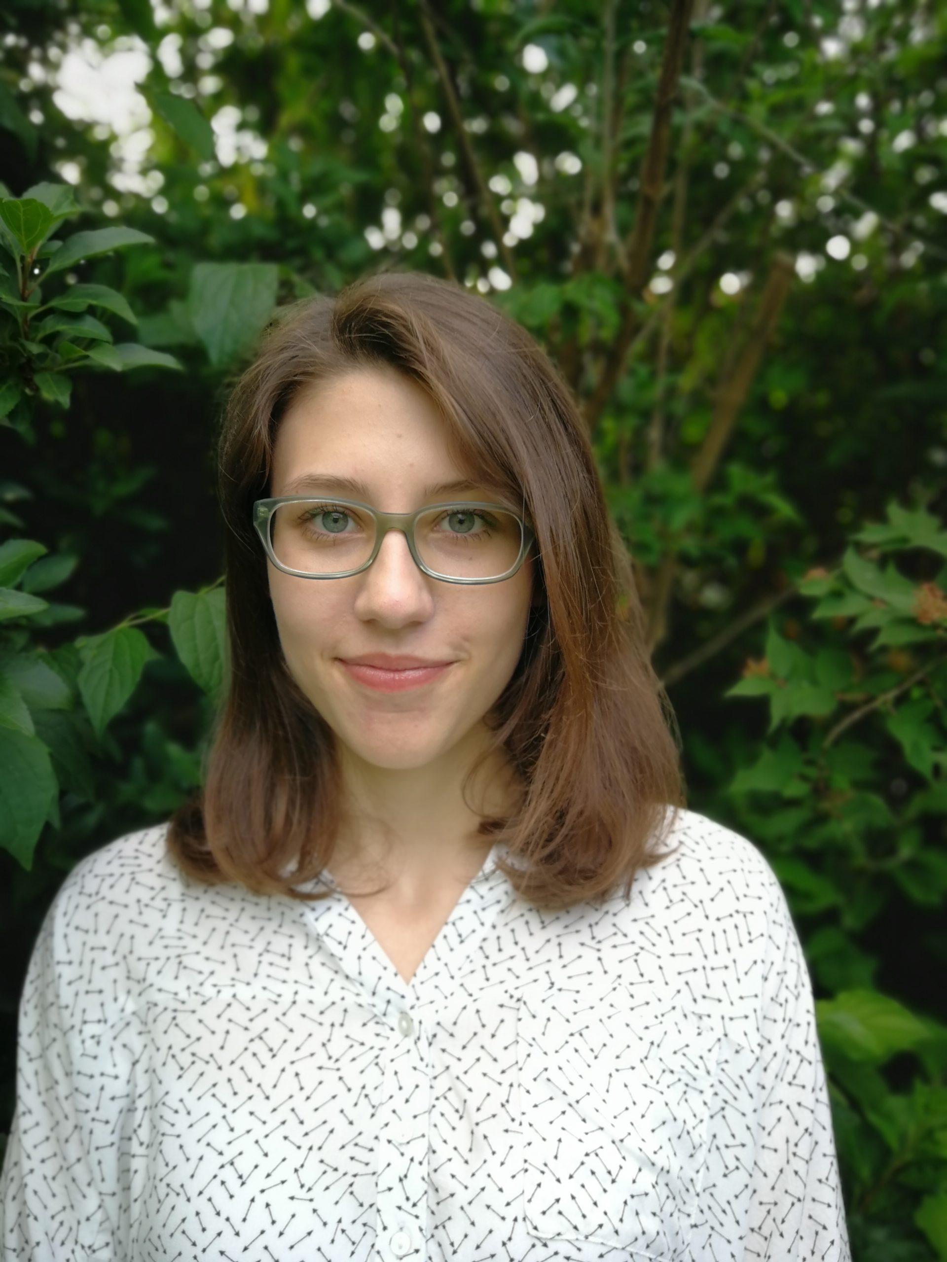 Marie-Luise Haller / Absolventin des BRG Gröhrmühlgasse